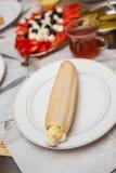 Hot dog on Stock Image
