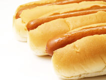 Hot-dogs Photo stock
