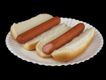 Hot Dogs 2 Stock Photography