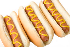 Hot-dogs image stock