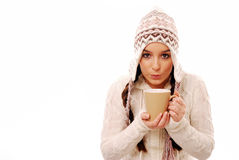 Hot Drink Royalty Free Stock Images
