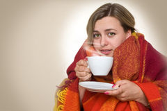 Hot drink Stock Photography