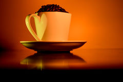 Hot Drinks/ Coffee Royalty Free Stock Photo