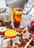 Hot drinks Royalty Free Stock Photo
