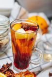 Hot drinks Royalty Free Stock Photography