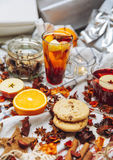 Hot drinks Royalty Free Stock Image