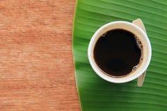 Hot espresso Stock Photos