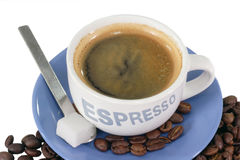 Hot Expresso Royalty Free Stock Image