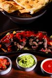 Hot fajita Stock Photo