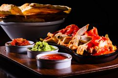 Hot fajita Royalty Free Stock Photo