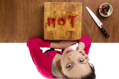 Hot food Stock Images