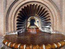 Hot fountain Stock Image