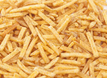 Hot French Fries Royalty Free Stock Image