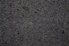 Hot fresh asphalt Royalty Free Stock Images