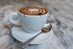 Hot freshcoffee i Royalty Free Stock Images