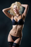 Hot girl Royalty Free Stock Photos