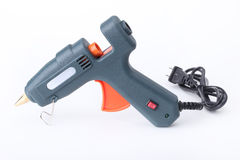 Hot glue gun Royalty Free Stock Photos
