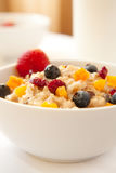 Hot Granola Cereal Stock Photography