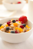 Hot Granola Cereal Royalty Free Stock Photography