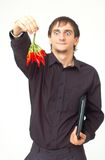 Hot guy Royalty Free Stock Image