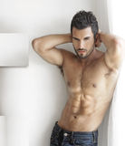 Hot guy Stock Images