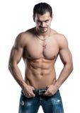 Hot guy Royalty Free Stock Photos