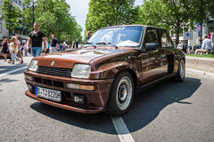 Hot hatch Renault R5 Turbo 2, 1984 Royalty Free Stock Photography