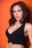 Hot Latina. Royalty Free Stock Photos