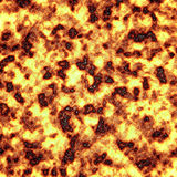 Hot Lava Royalty Free Stock Photo