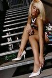 Hot Legs Royalty Free Stock Photo