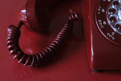Hot Line Royalty Free Stock Images
