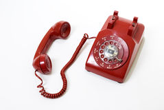 Hot line Stock Photography