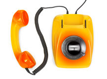 Hot line concept Stock Photo