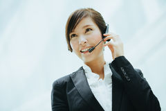 Hot line support Royalty Free Stock Photos
