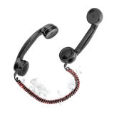 Hot Line Royalty Free Stock Image