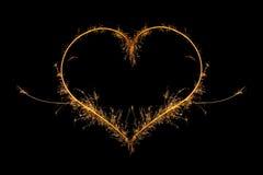 Hot love. Stock Image