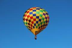 Hot luftar ballongen Royaltyfri Bild