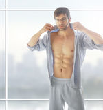 Hot male Royalty Free Stock Photos
