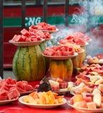 Hot melon. In India, New Delhi Royalty Free Stock Photos