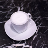 Hot milk Royalty Free Stock Images