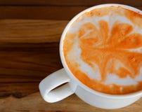 Hot milk tea Stock Images