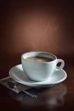 Hot milk tea Stock Photos