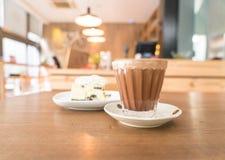 hot mocha coffee Royalty Free Stock Photo