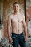 Hot model Stock Photo