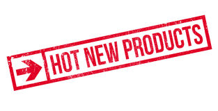 Hot New Products rubber stamp Stock Photos