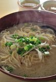 Hot Noodle Stock Image