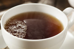 Hot Organic Black Tea Royalty Free Stock Photo