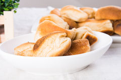 Hot pandesal Royalty Free Stock Photography