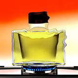 Hot parfume Stock Photography