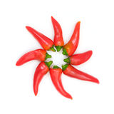 Hot Pepper Sun Stock Photos